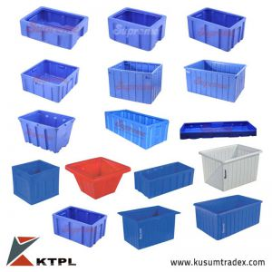 Roto Molded Crate