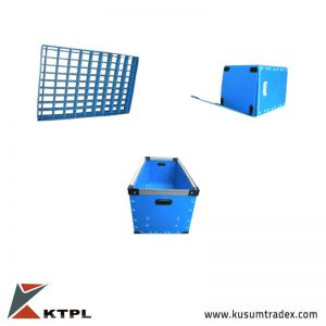 PP Corrugated Sheet Crates
