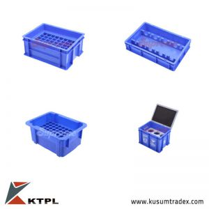 Fabricated Crates with Hdpe